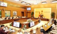 越南国会常务委员会第39次会议:通过8省的县级和乡级行政单位划分决议