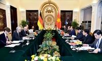 越德战略协调组第5次会议举行