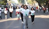 2019年为了河内儿童跑步活动:携手帮助特困病童