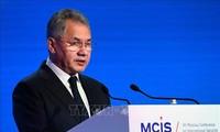 """俄罗斯国防部长认为俄罗斯与北约关系""""日益恶化"""""""