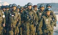 日本将国防预算上调至创纪录水平