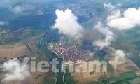 越南国际标准卫星定位地面站网络发布仪式举行
