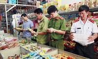河内加强春节和节日期间的食品市场管理