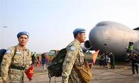 越南主持联合国安理会巩固西非和平会议