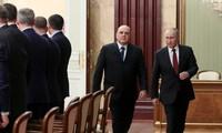 普京公布俄新政府成员名单