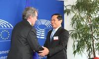 EP批准EVFTA和EVIPA:为越欧关系创造新动力的重要决定
