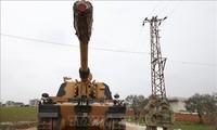 土耳其强调维持在叙利亚伊德利卜省(Idlib)军事基地的现状
