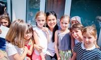 推动越南青年参与全球性志愿者活动