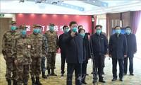 新冠肺炎疫情:中国武汉有序推进企业复工复产