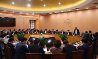 河内举行会议讨论新冠肺炎疫情防控措施