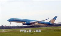 COVID-19: 越南航空公司减少越南-欧洲往返航班