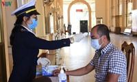 越南出口新冠病毒检测试剂盒