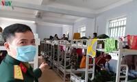 越南努力确保被隔离者享有最好的条件