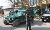 塔利班一名领导人及其保镖死亡