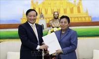越共中央委员会向老挝致电  祝贺老挝人民革命党建党65周年