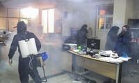 伊朗生产治疗新冠肺炎病毒的药物