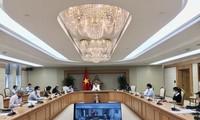 政府总理工作组了解企业因新冠肺炎疫情受到的影响