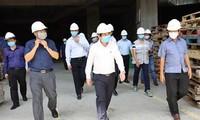 胡志明市对受新冠肺炎疫情影响的工人进行资助