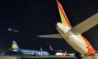 越南各航空公司恢复国内航班