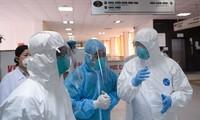 越南新冠肺炎确诊病例零新增,再有两人治愈出院