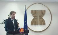 欧盟对在东海发生的单方面行动表示关切