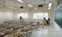 全国各地为学生重返学校做好准备