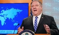 美国国务卿继续指控中国隐瞒新冠肺炎疫情信息
