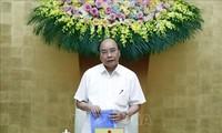 越南政府常务委员会举行会议讨论新冠肺炎疫情防控工作
