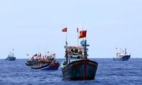 越南外交部反对中国在东海实施禁渔令