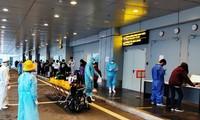 越南新增17例新冠肺炎境外输入病例