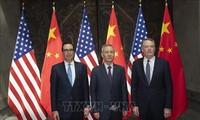 中美就贸易问题举行电话会谈