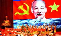 国际媒体赞扬胡志明主席