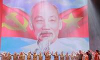 胡志明主席诞辰130周年纪念仪式举行