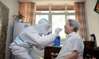 中国武汉全民核酸检测采样结束