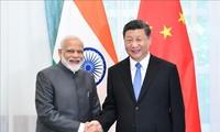 印度与中国敲定两国边界地区问题对话时间