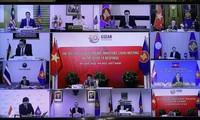 """东盟经济部长会通过""""加强合作、应对疫情""""河内行动计划"""