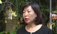 陈氏秋荷博士、副教授全心全意研究药用植物的科学家