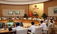 越南新冠肺炎疫情防控工作国家指导委员会讨论把公民接回国问题