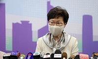 中国香港特区政府十分支持、全面配合香港国家安全相关立法工作