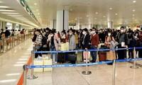 确保接回国的越南公民健康安全