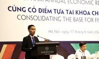 在最乐观的情况下,2020年越南经济增长率为百分之5.3