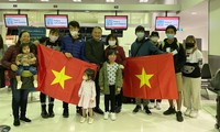 搭载在澳大利亚越南公民的第二趟班机将于7月3日回国