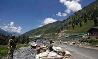 印中两国举行第二次军队高层边境会谈
