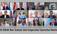 东盟、新西兰承诺加强战略伙伴关系