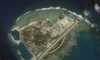 美国反对中国在东海演习