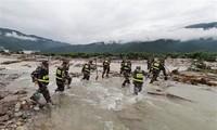 中国启动防汛应急响应