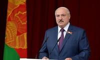白俄罗斯总统卢卡申科宣布该国战胜新冠肺炎大流行病