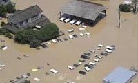 自然灾害给中国和日本造成巨大损失