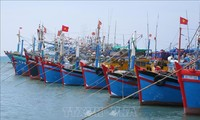 越南力争取消对非法、不报告和不管制捕捞行为的黄牌警告