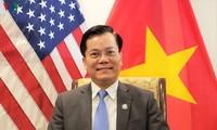 越南驻美大使馆正努力维护在美越南留学生的合法权利